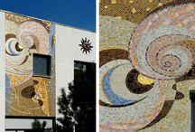 Мозаика современная