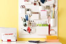 Smart (or just cute) home decor/storage solutions / Inspiration for home decor/storage