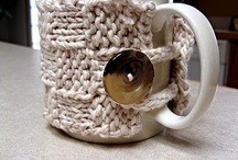 Crochet Coffee Cup Cozies