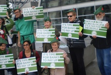 Robin Hood Tax Rallies 5/15/13