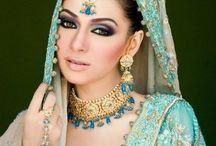 Indian/arabic makeup / by Kimmy Alvarez