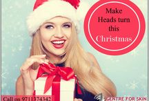 Christmas / Get flawless skin this Christmas