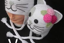 pletené a šíté hračky