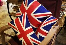 Our products - British Invasion! / Featuring all things British.