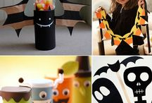 Halloween Ideas / This board is for all of the spooky and crazy Halloween ideas!
