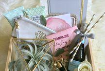 Gift box idea'