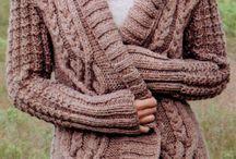 hrubé svetre