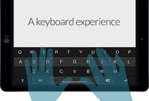 Alternative iPad keyboards / Keyboards that make it easier for people with disabilities to use an ipad