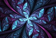 I love Fractals!! / by Kaylee Beagle