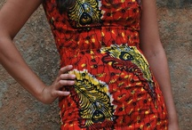 African inspired clothes