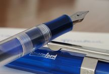 Pen love, the WRITE stuff