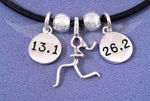 26.2 Marathon Necklaces / Marathon Fever. Sooner or later its gonna get you!