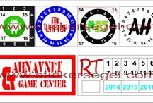 Warranty Seal Design / Warranty Seal Design, Desain Stiker segel, Sticker Seal Design, Desain Label Garansi
