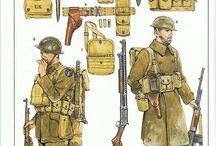 équipement Américain WWI