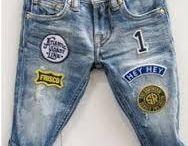 Jeans kot pantolon