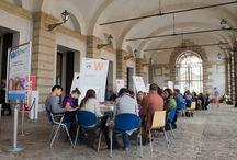 DO YOU SPEAK MADE IN ITALY / Evento legato al mondo del design e dell'architettura, svoltosi al Palazzo della Gran Guardia a Verona in concomitanza, di Marmomacc e abitare il tempo.