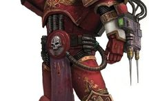 W40K: Adeptus Astartes: Blood Angels