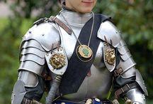 Steel armour