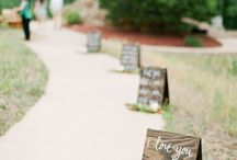 Bryllup dekoration