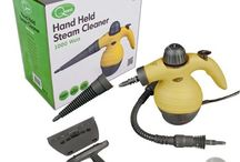 Hand-Held Steam Cleaners