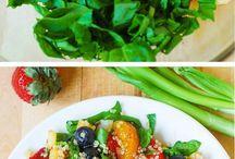 Healthy eating ideas