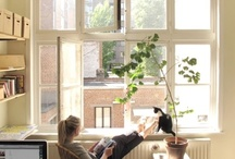 Workspace / by Heidi and Hallbery