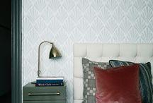 Fixade möbler