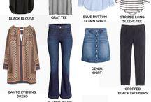 Fall Essentials / Fall Wardrobe