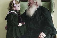 Russia - writer Leo Tolstoy