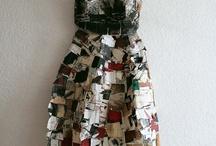 | Paper dresses |