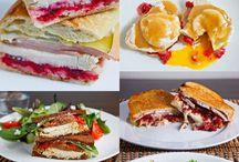 Thanksgiving [Leftovers] / Did you make too much food for Thanksgiving? Yeah, same here. Find delicious leftover recipes here that will make you forget they are a day old! (or two or three - ha!)