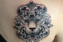 tattoos / by VIRGINIA GIBSON