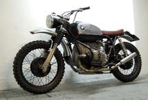 Motocas / Motos custom