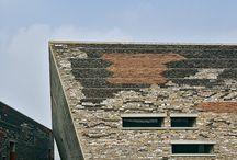 Materialer / Fasade