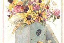 Grafiki - kwiaty - flowers