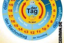 Uhr lernen / Pins rund um die Uhr #betzoldkiga