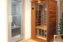 Infrapunalämpöhuoneet Helolta / Infrapunalämpöhuoneet pieneenkin kotiin. Lihaksia rentouttamaan, tai vaikka kotijoogaan!