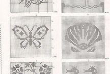Bezig Draadjes Diagrammen / by Erika Visser