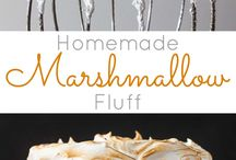 S'mores marshmallow fluff