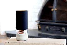 Pavilion / Beautiful Speaker Design with Innovative Sound.