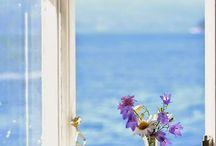 Deniz Ve Pencere