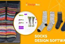 Socks Design Software