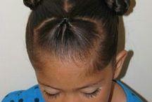Gabby's hair