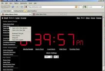 Alarm Clocks / by Online Clock