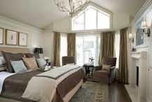 The Master's bedroom!