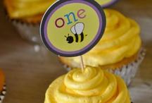 Elis Birthday Bumble Bee
