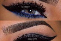makeup / makeups für augen lippen augenbrauen einfach alles was mit make-up zutun  hat