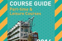 Prospectuses and Course Guides
