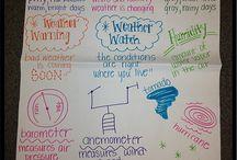 Science: Weather / by Katie Jones