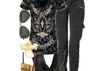 Odzież, obuwie i biżuteria